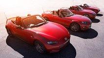 Nächster Mazda MX-5 könnte Hybrid werden