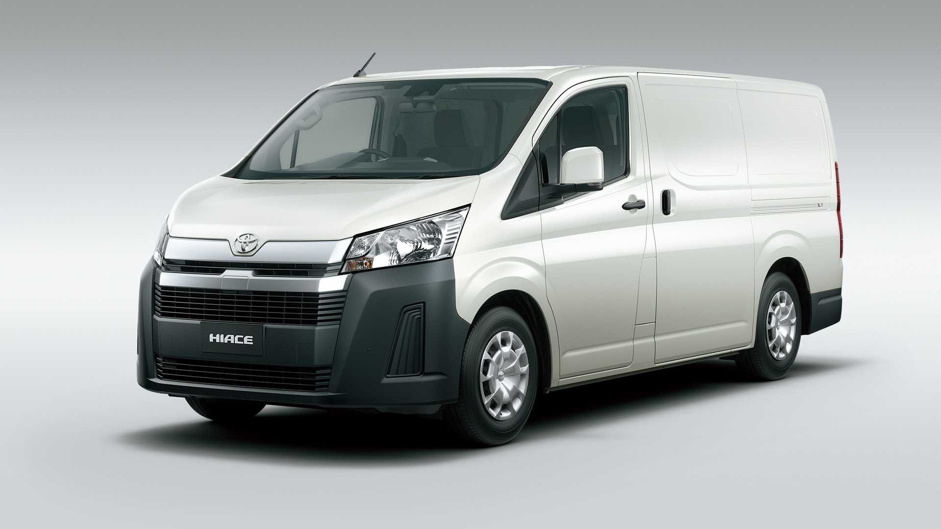 63a3e87379 2019 Toyota Hiace Unveiled With Up To 17 Seats