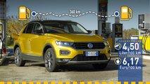 Tatsächlicher Verbrauch: VW T-Roc 1.6 TDI