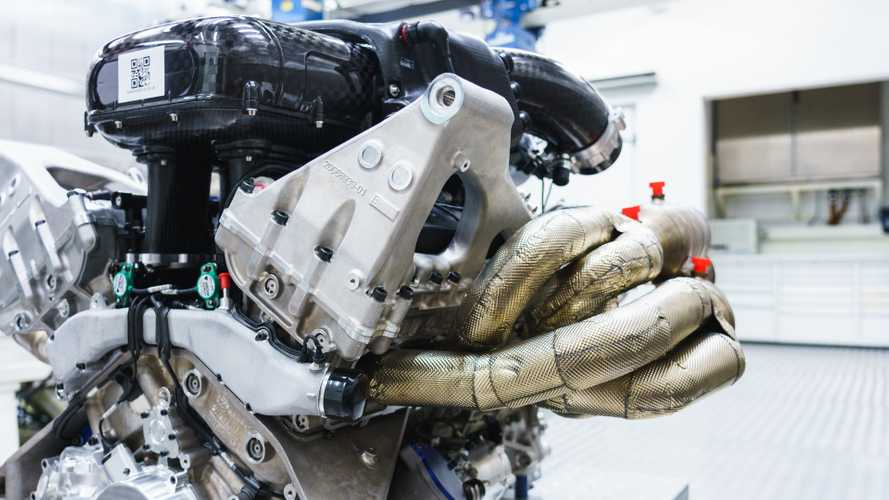 Cosworth built a 250-bhp, 3-cylinder naturally aspirated engine