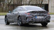 BMW M850i Gran Coupe (2019) Erlkönig