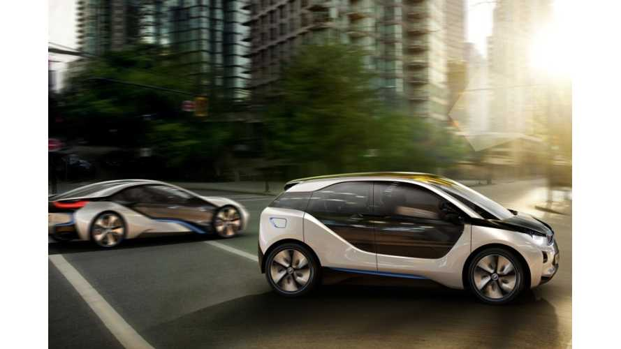 BMW i4 Reported To Debut At LA Auto Show In November