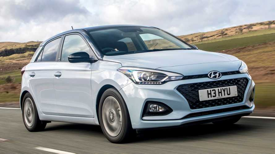 Hyundai's new i10 and i20 special editions start from £11,195
