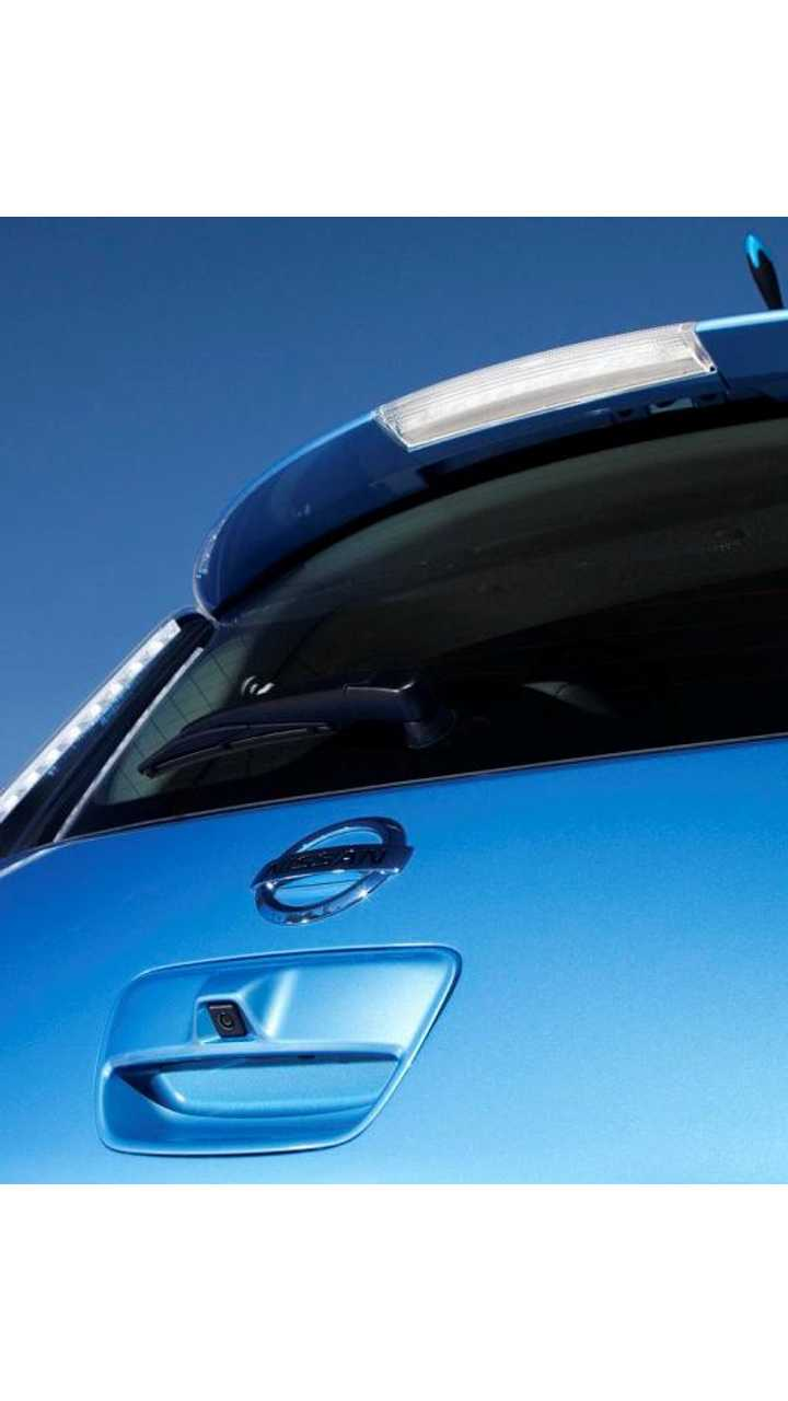 Nissan LEAF To Get 25% More Range, Cheaper Entry Model In 2013 According To Report