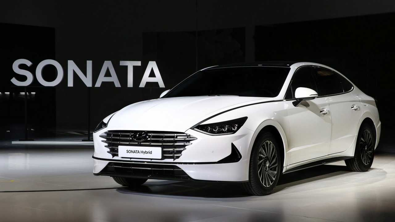 2020 Hyundai Sonata Hybrid Specs