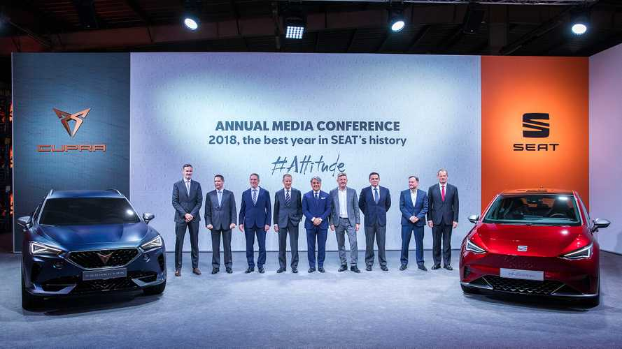 Seat: Jahrespressekonferenz 2018