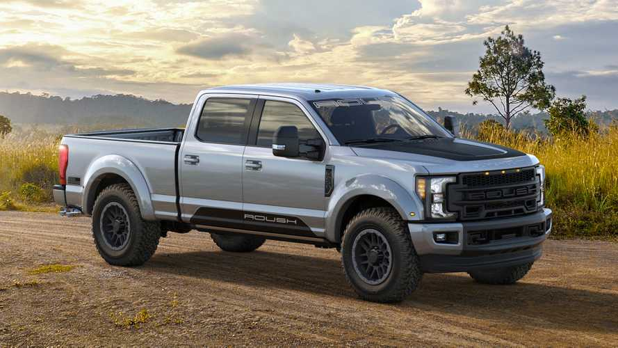 Roush Unveils 2019 Super Duty Package