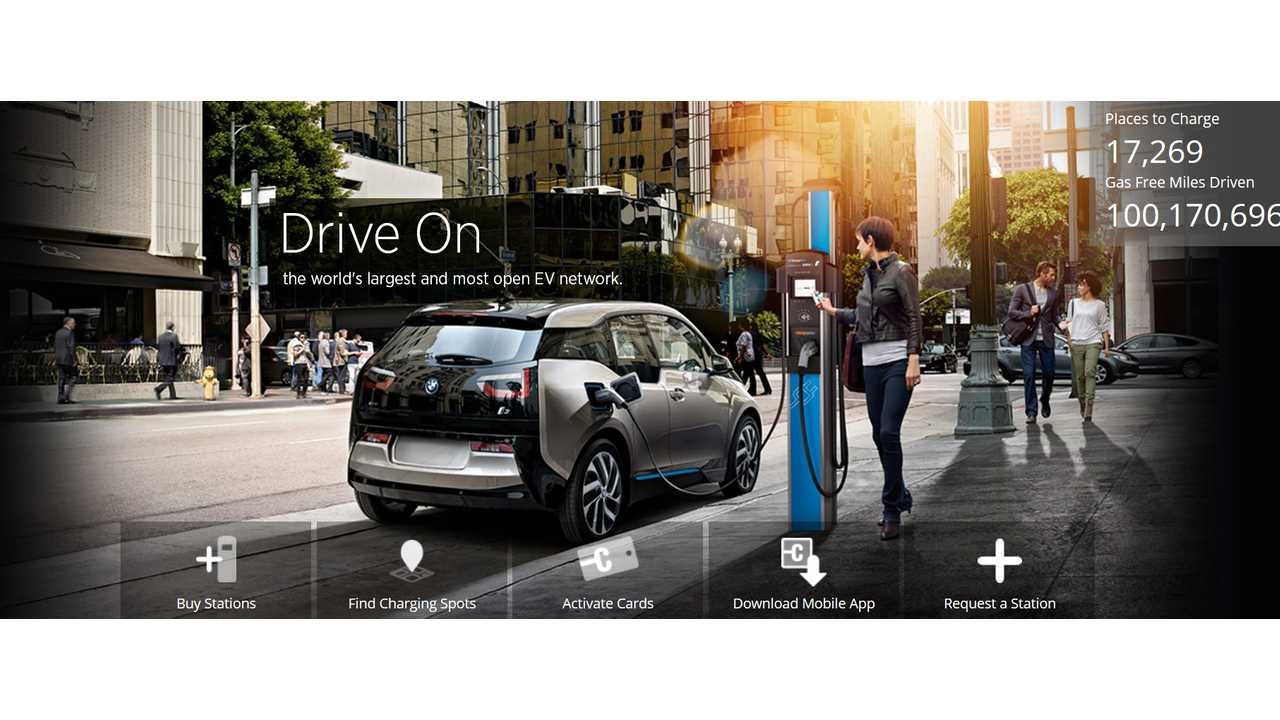 ChargePoint Drops Out Of EZ-Charge - Puts Nissan's