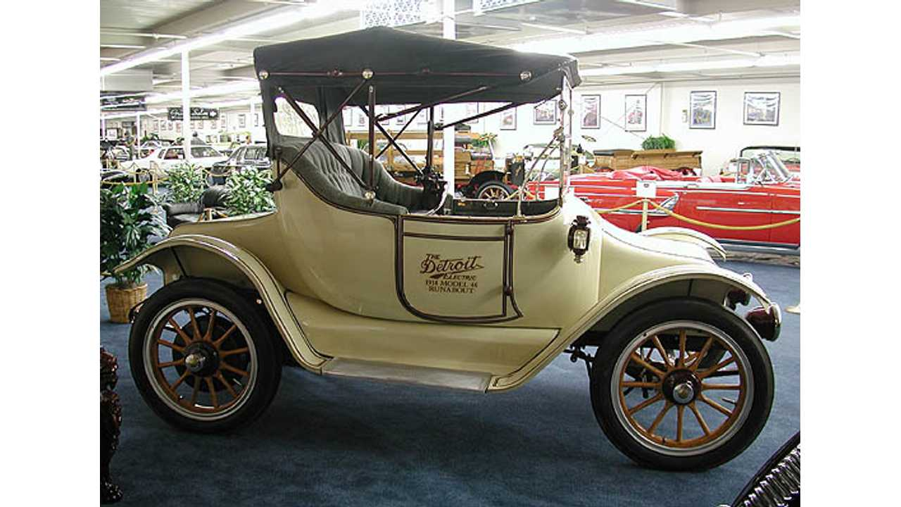 Henry Ford's Wife Chose Detroit Electric Over Ford Model T