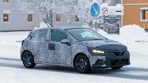 Renault Clio Spy Shots