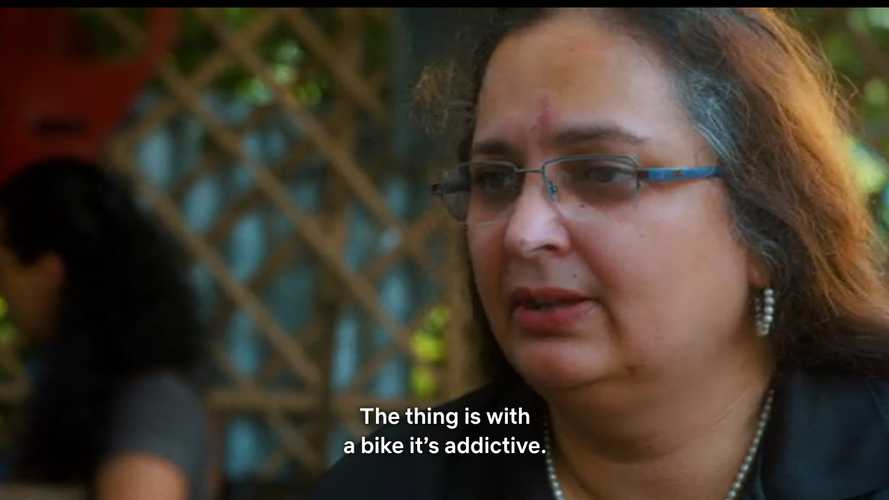 The Delhi Bikerni Women's Motorcycle Club