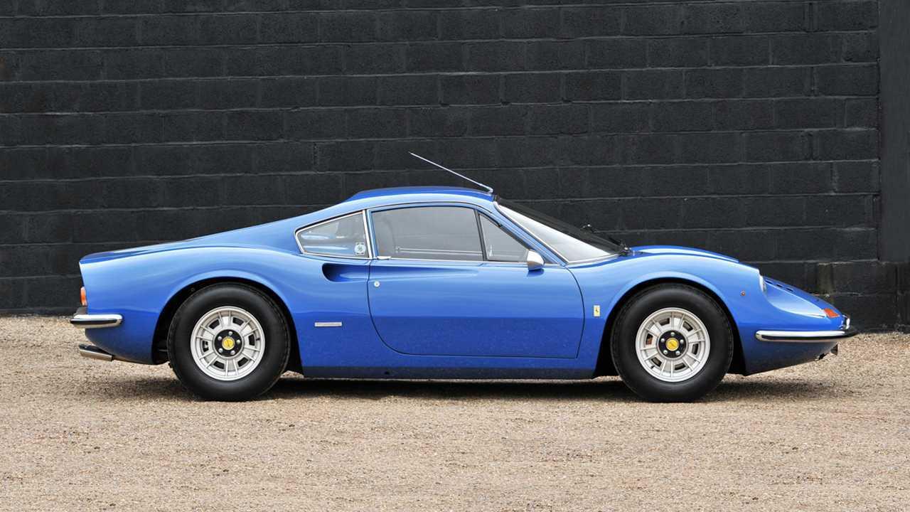 Ferrari Dino 246GT 1972