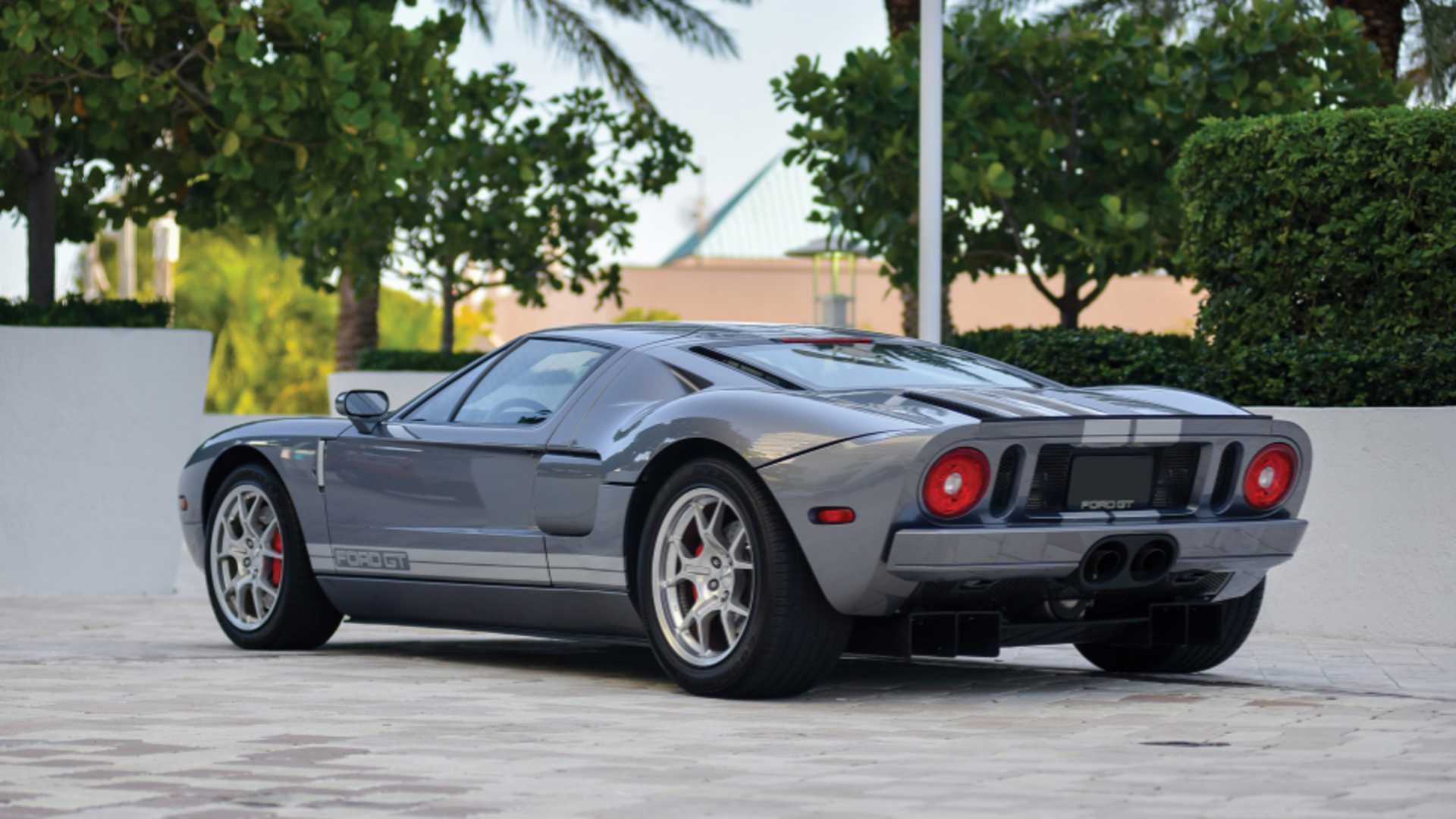 "[""2006 Ford GT for sale at Fort Lauderdale""]"
