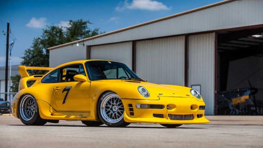 This Pikes Peak-Conquering Ruf CTR2 Packs Serious Power
