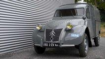Citroën 2CV ASU