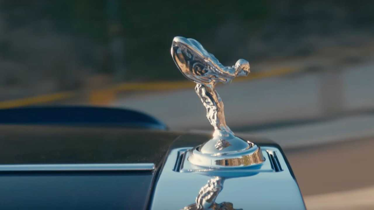 Rolls-Royce Phantom film