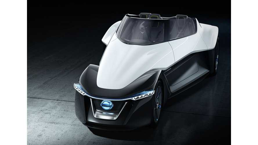 Nissan BladeGlider Concept is Production-Bound