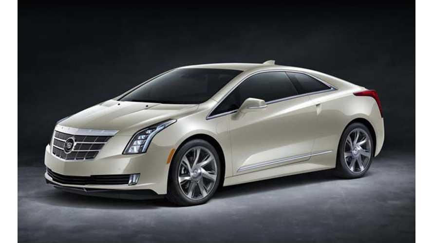 Cadillac Prices Limited Edition Saks Fifth Avenue ELR at $89,500