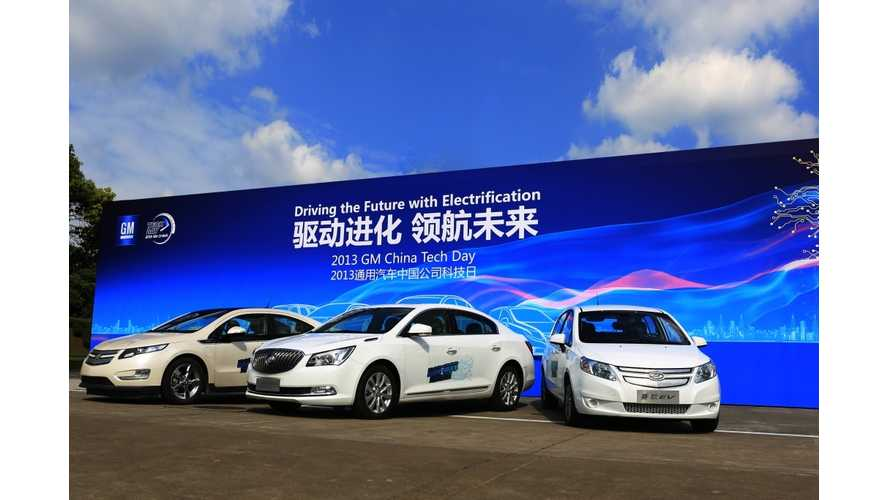 Without China's Support, the Prediction of Selling 2 Million EVs Annually By 2020 Seems Beyond Reach