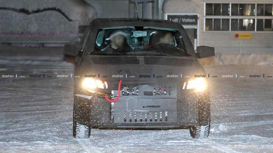 Nova picape Fiat - Flagra na Europa