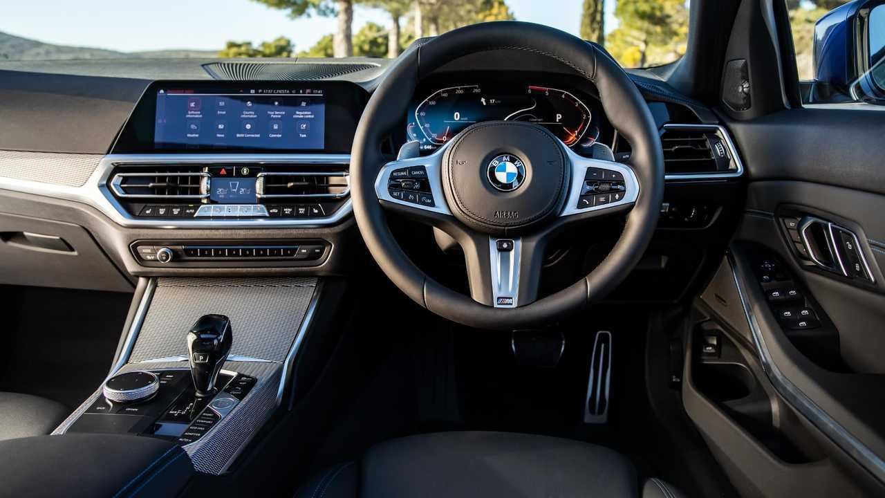 BMW 3 Series Saloon 320d xDrive