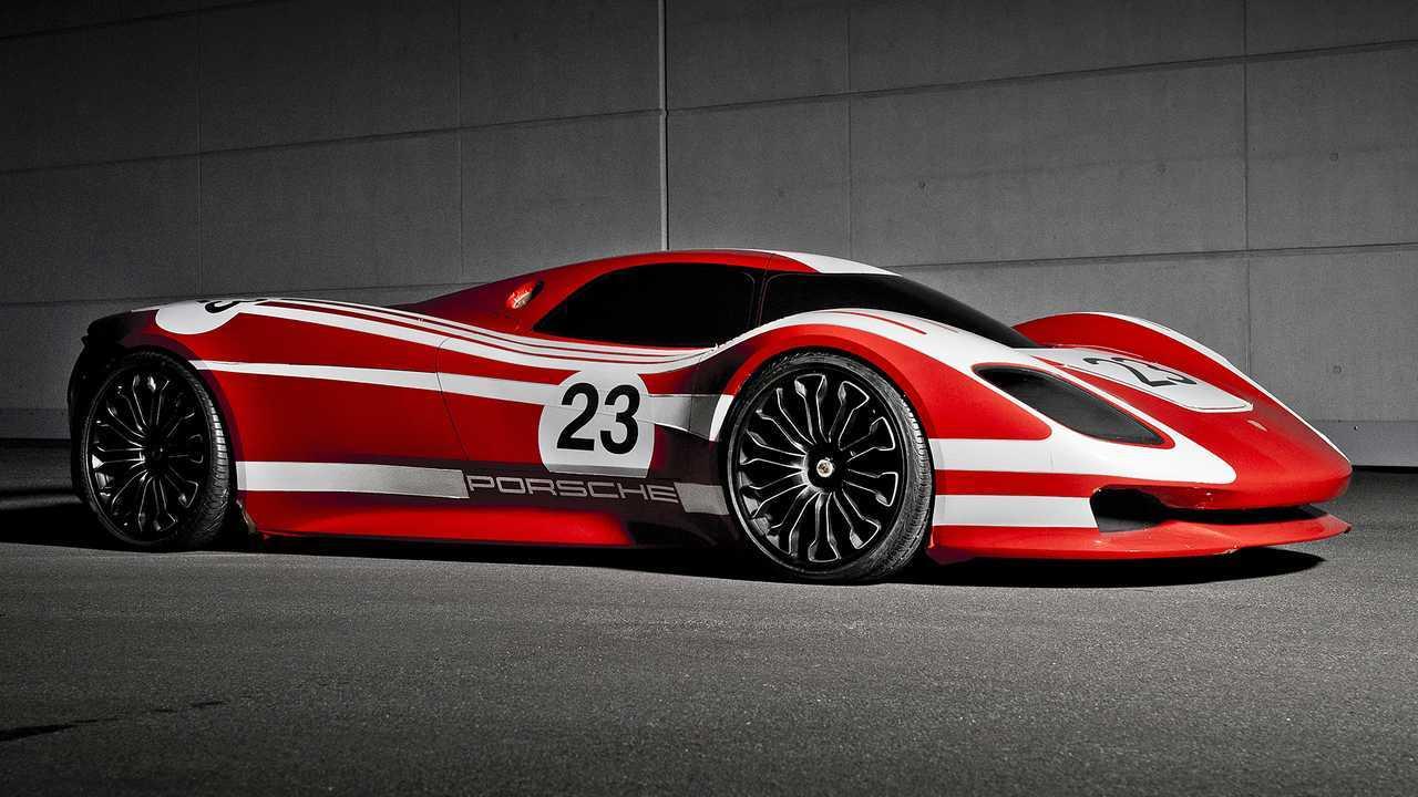 Porsche 917 concept study