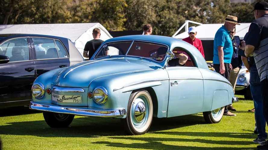 Rometsch Beeskow Coupe (1951)