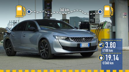 Peugeot 508 1.5 BlueHDi 130, le test de consommation réelle