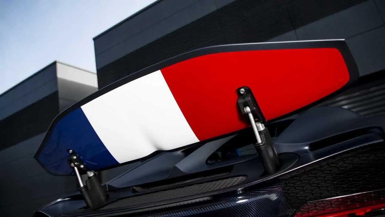 Bugatti Chiron Sport 110