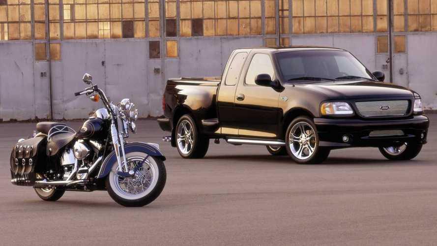 Harley-Davidson F-150 History