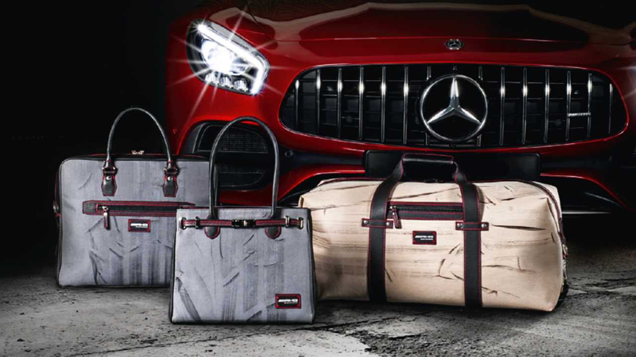 Mercedes-AMG: Destroy vs Beauty Burnout Bags
