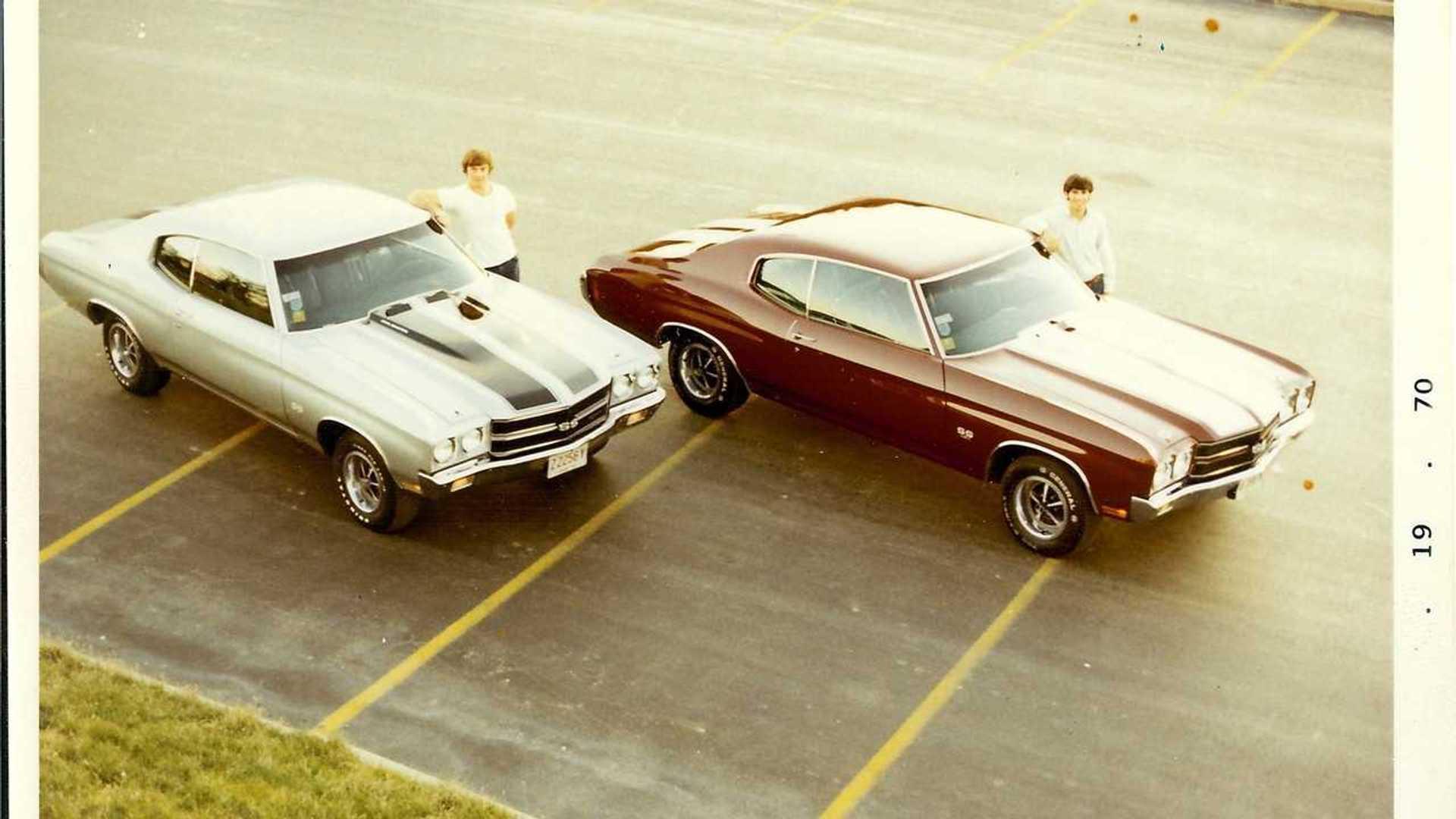 "[""Chevrolet Chevelle SS 454 LS-6""]"