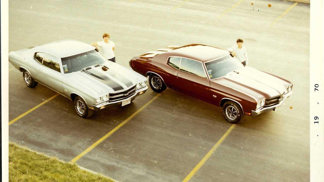 Chevrolet Chevelle SS 454 LS-6