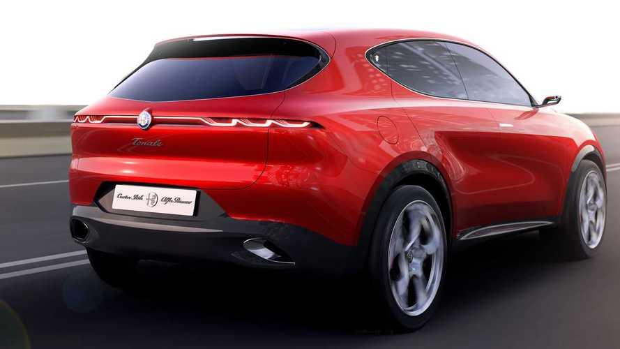 Alfa Romeo Tonale tasarım ödülü aldı