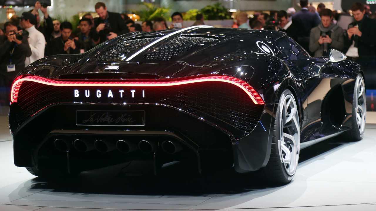 Cristiano Ronaldo allegedly bought £14 million Bugatti ...