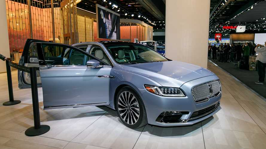 Lincoln Continental Suicide Doors Return With Special Edition [UPDATE]