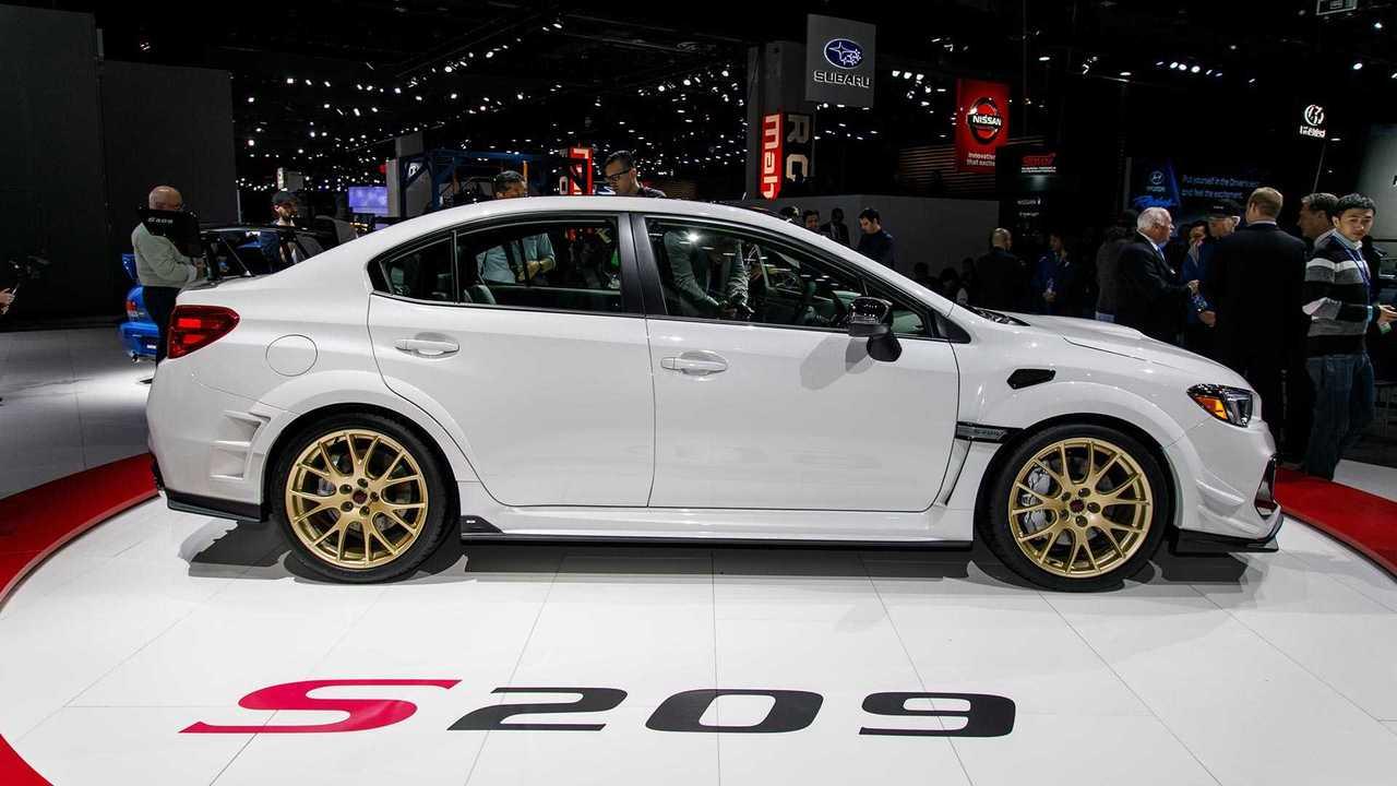 Worst: Subaru STI S209
