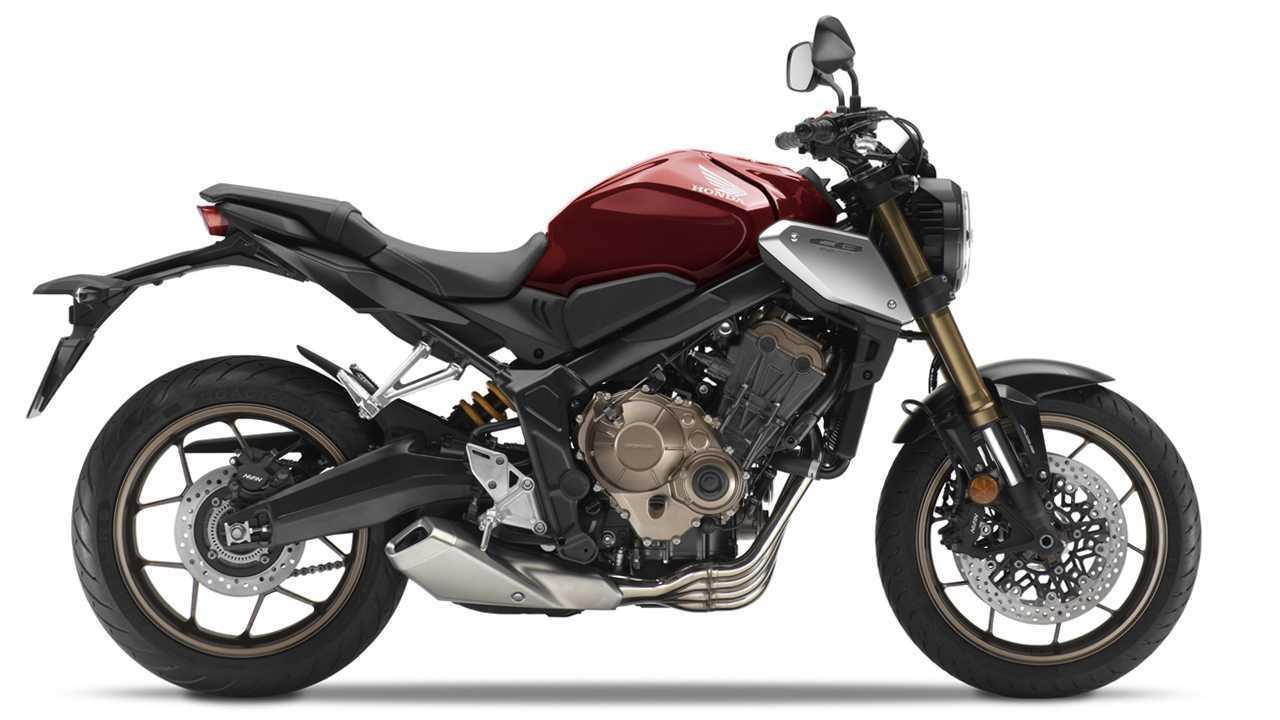Honda CB650F and CB650R Comparison