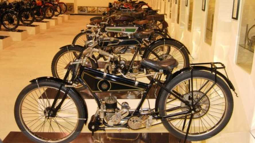 Italian Racing Motorcycle Museum Threatened With Liquidation