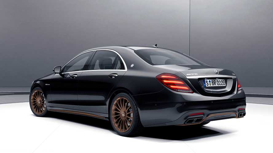Mercedes-AMG S 65 Final Edition 2019: tributo final al V12