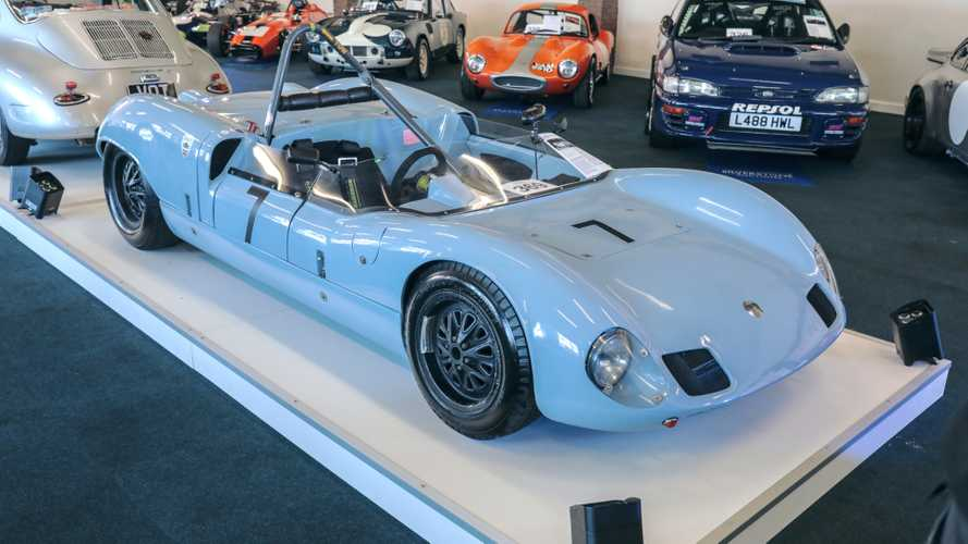 $3.7 Million Spent At Silverstone Auctions' Race Retro Sale