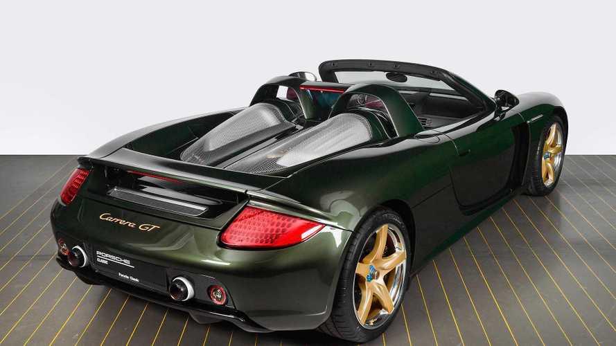 Dieser Porsche Carrera GT ist ein Neuaufbau