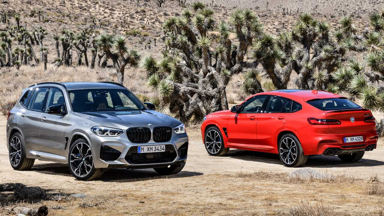 2020 Bmw X3 M X4 M Put Sport In Suv With 473 Hp