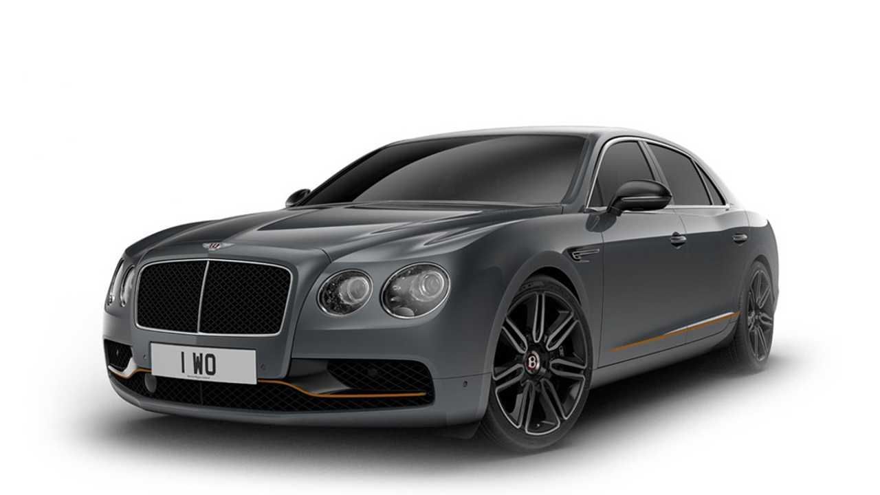 Bentley Mulliner