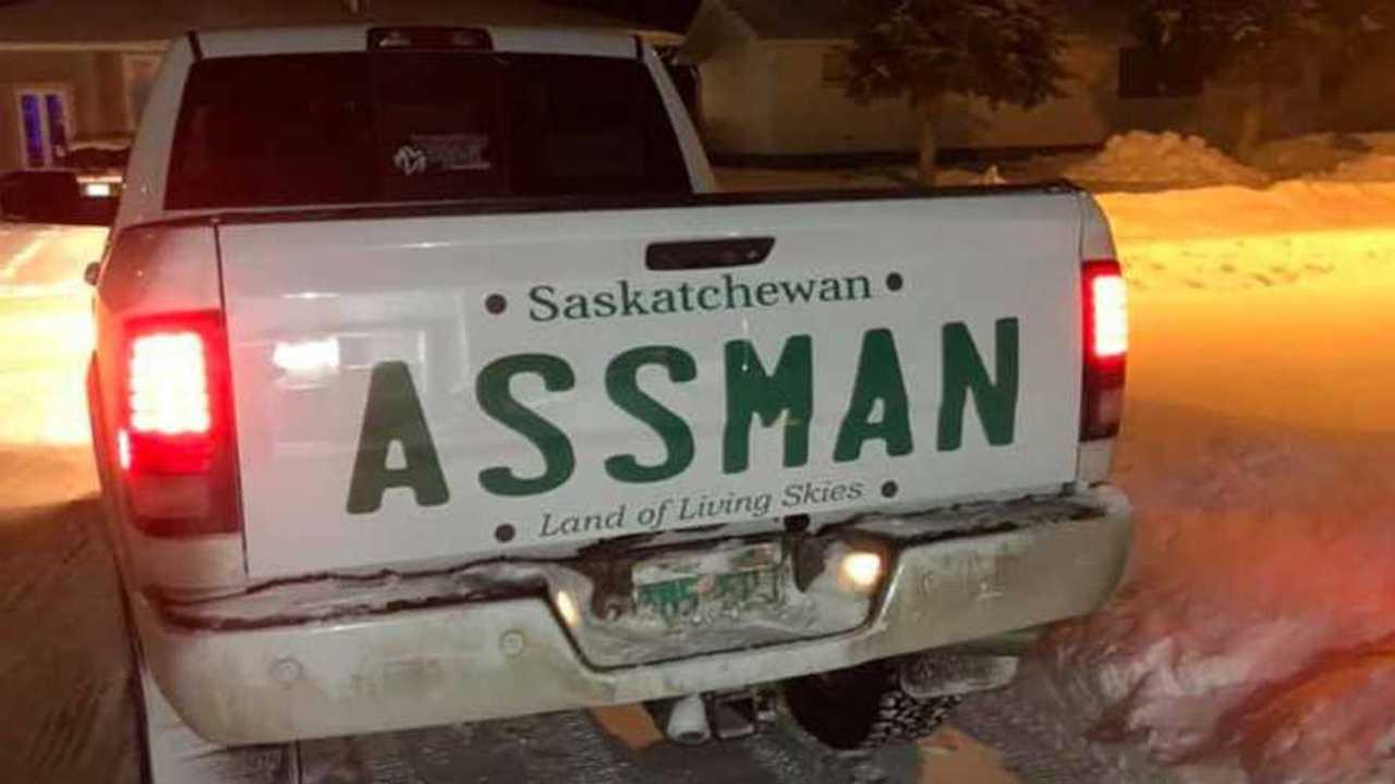 David Assman truck