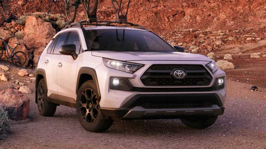 Toyota RAV4 TRD Pro Probably Won't Happen