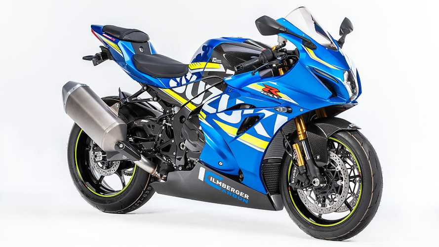Ilmberger Carbon Introduces a GSX-R1000 Build