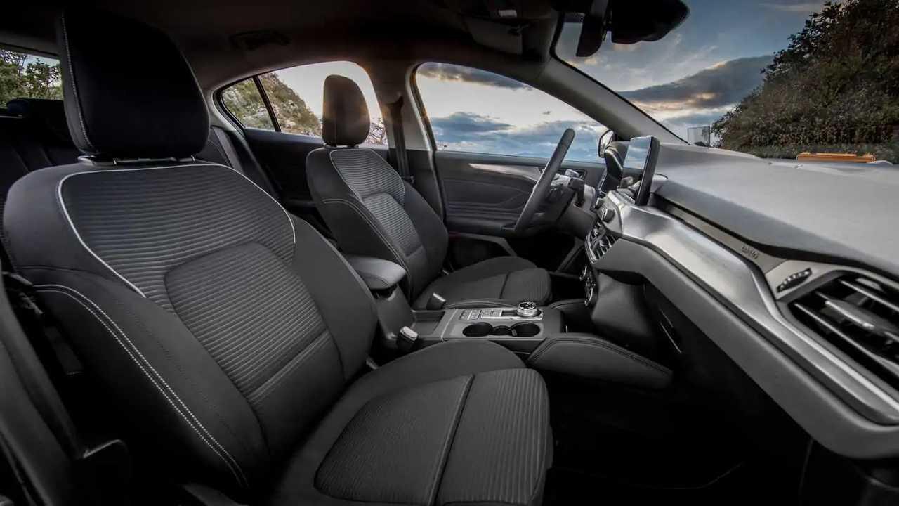 Essai Ford Focus 2018