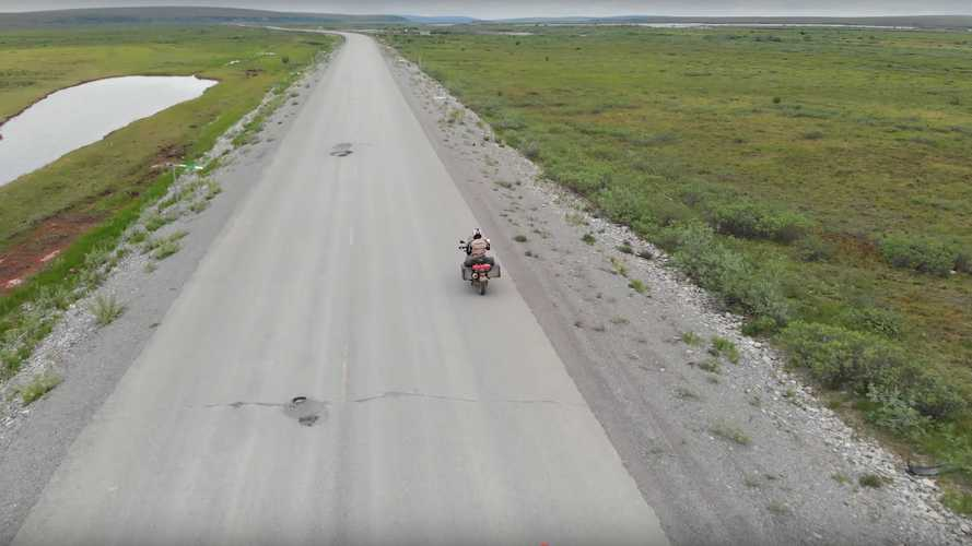 What To Do (And Not To Do) To Tackle The Dalton Hwy On A Bike