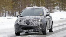 2020 Renault Zoe spy photos